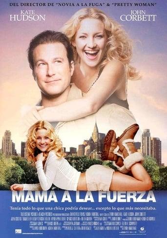 Poster of Mamá a la fuerza