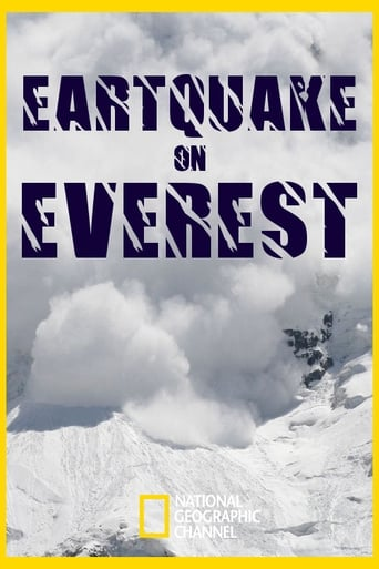 Poster of Earthquake On Everest