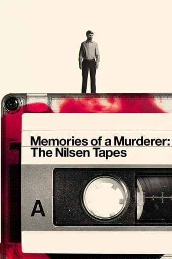Poster Memories of a Murderer: The Nilsen Tapes