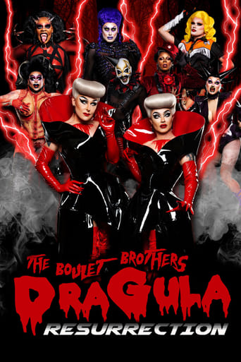 The Boulet Brothers' Dragula: Resurrection (2020)