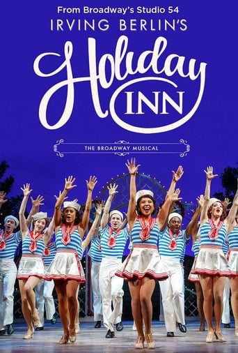 Poster of Holiday Inn, the New Irving Berlin Musical: Live