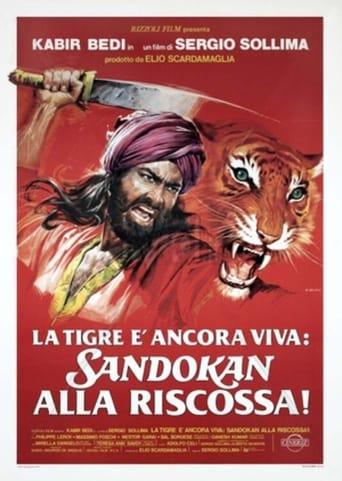 Sandokan rebelul - La tigre è ancora viva: Sandokan alla riscossa!