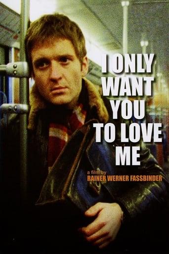 Ich will doch nur, daß ihr mich liebt