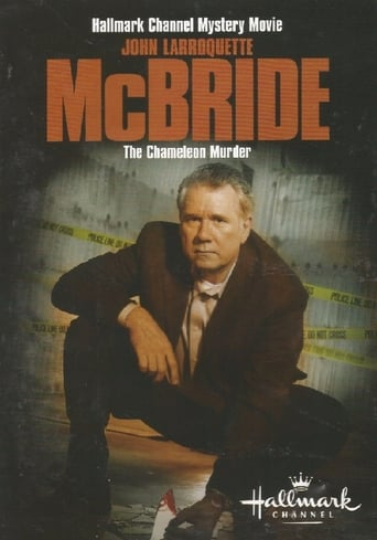 Poster of McBride: The Chameleon Murder