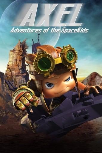 Poster of Axel 2: Adventures of the Spacekids