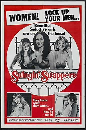Swingin' Swappers Movie Poster