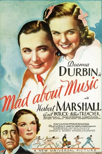 'Mad About Music (1938)