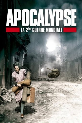 Apocalypse, La Deuxième Guerre mondiale