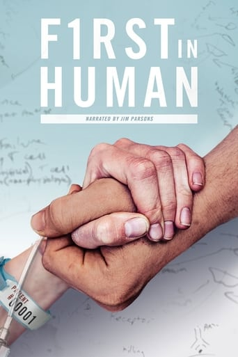 Poster of First in Human
