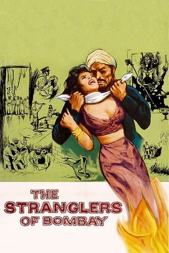 Poster of The Stranglers of Bombay