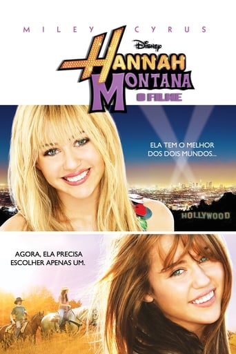 Hannah Montana: O Filme - Poster