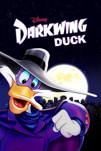 Poster Darkwing Duck
