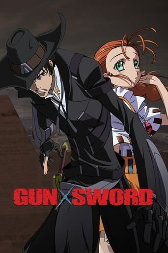 Poster of Gun x Sword