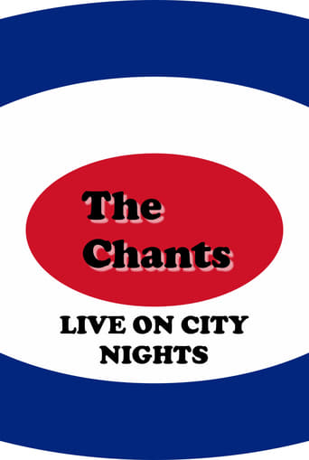The Chants Live on City Nights Movie Poster