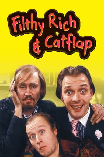 Poster of Filthy Rich & Catflap