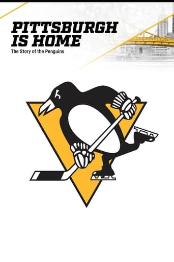 Poster of Pittsburgh is Home: The Story of the Penguins