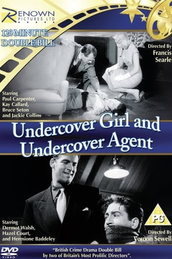 Poster of Undercover Girl