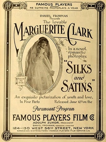 Poster of Silks and Satins