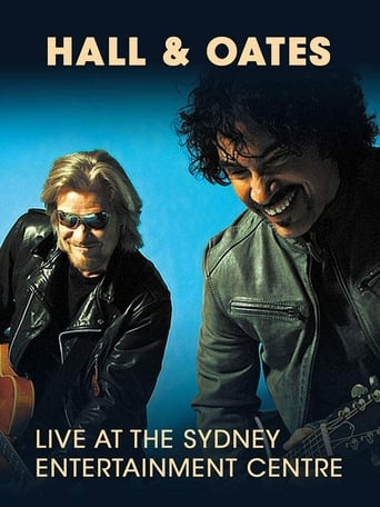 Hall & Oates - Live in Sydney