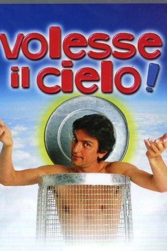 Poster of Volesse il cielo!