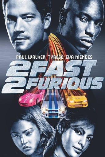 Official movie poster for 2 Fast 2 Furious (2003)