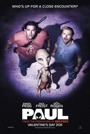 Polas / Paul (2011) žiūrėti online