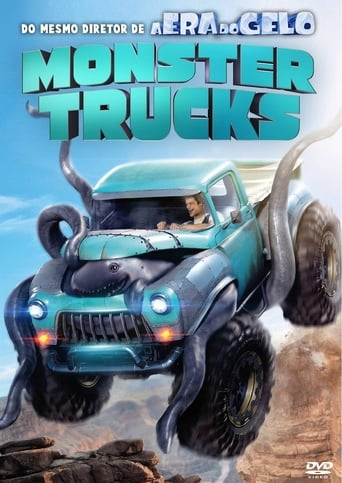 Monster Trucks - Poster