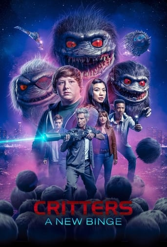 Poster of Critters: A New Binge