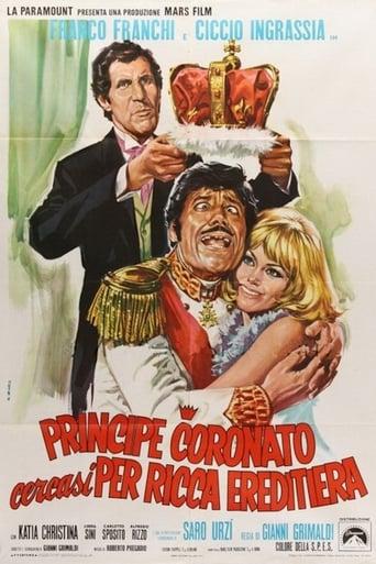 Poster of Principe coronato cercasi per ricca ereditiera