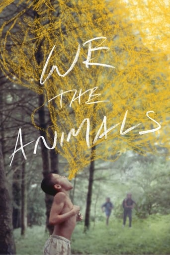 Poster of We the Animals