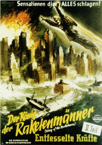 Poster of King of the Rocket Men