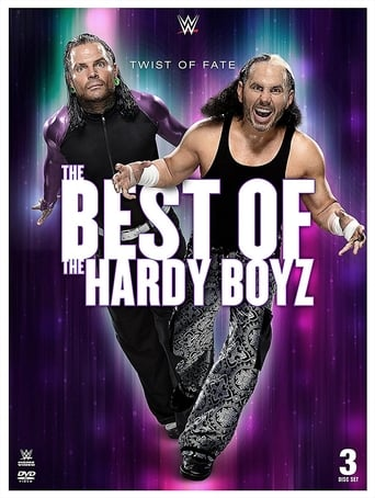 Poster of Twist of Fate: The Best of the Hardy Boyz