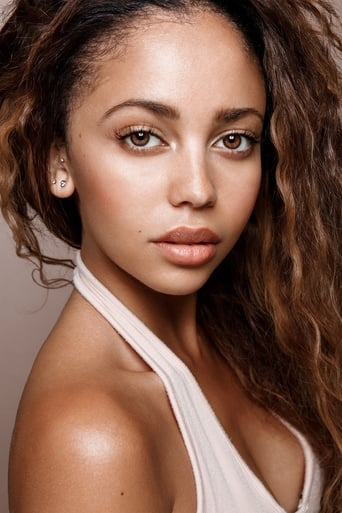 Image of Vanessa Morgan
