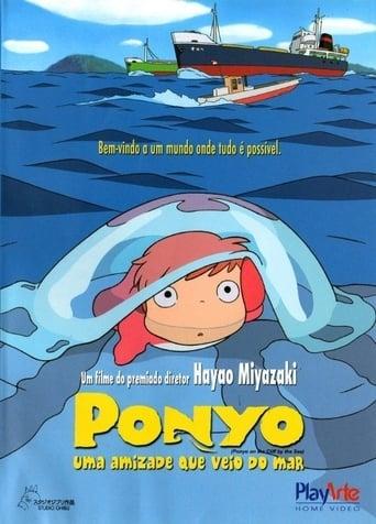 Ponyo à Beira-Mar