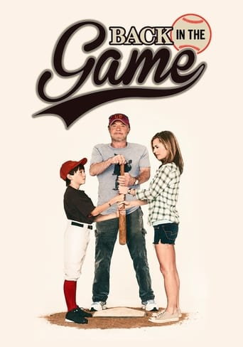 Poster of Back in the Game