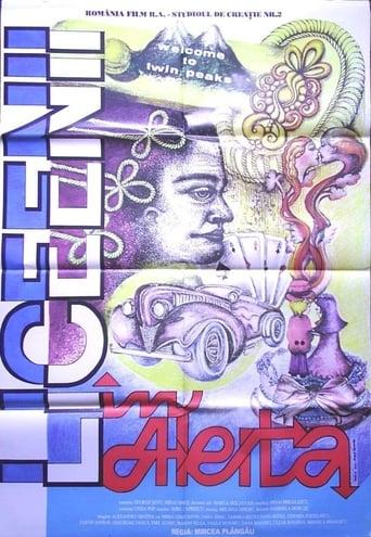 Poster of Liceenii în alerta