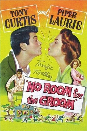 Poster of No Room for the Groom