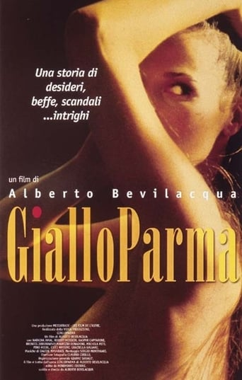 Poster of Gialloparma