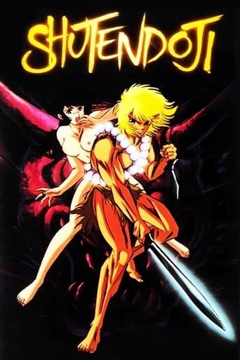 Poster of Shuten Doji - The Star Hand Kid