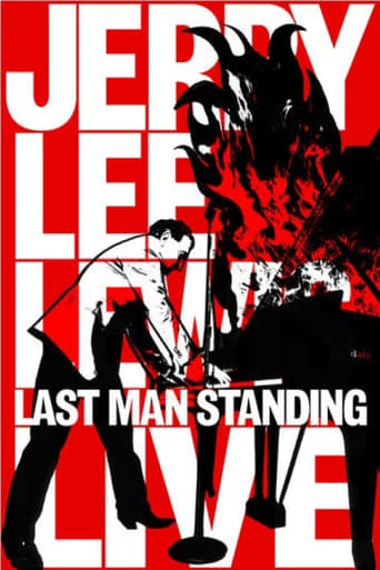 Jerry Lee Lewis: Last Man Standing, Live