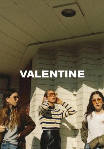 HAIM / Valentine Movie Poster
