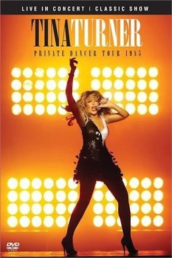 Poster of Tina Turner: Private Dancer Tour