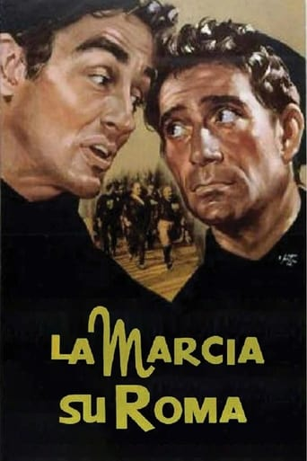 Poster of March on Rome