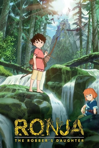 Poster of Ronja the Robber's Daughter