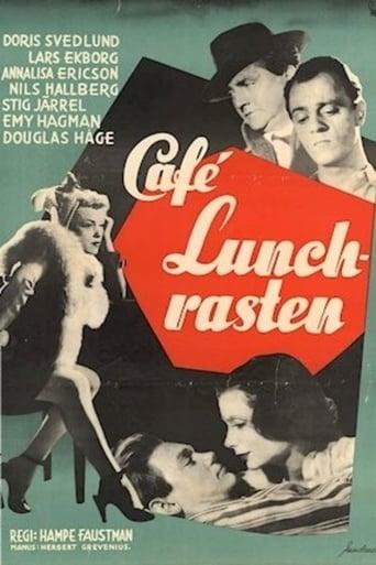 Poster of Café Lunchrasten