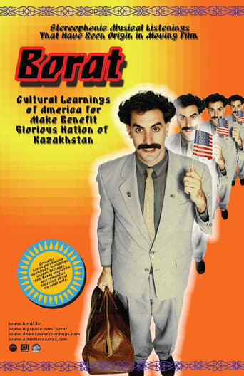 Poster of The Best of Borat