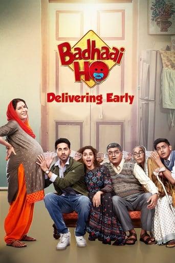 Poster of Badhaai Ho