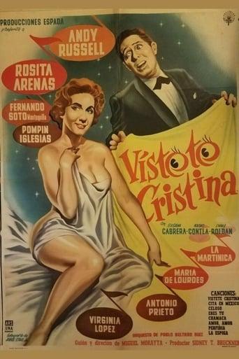 Poster of Vístete Cristina