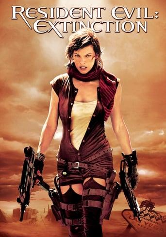 Watch Resident Evil: Extinction Free Movie Online