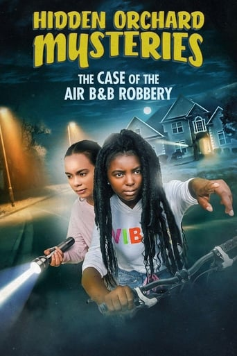 Hidden Orchard Mysteries: The Case of the Air B and B Robbery